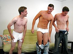 Sitting in front of me was Sean, Jayce, and Leon all ready to begin a shoot yahoo groups male muscle