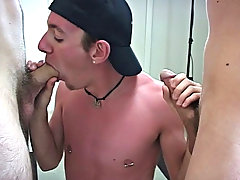 He started with Diesel's dick and then worked his way back and forth between them both free mature gay on twinks