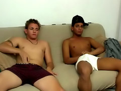 Broke Straight Boys gay interracial black teen