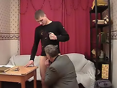 The tutor made the boy strip and touched his cock tenderly premature ejaculation peni