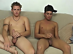 I asked them to put forth off their underwear and I was masterly to see how big their cocks were free gay surfer twink