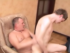 He approached the boy and impaled his front on this throbbing erection mature gay video
