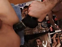 Giant dildos get plunged deep into Ashley so indisputably you'll be stunned gay feet fetish videos