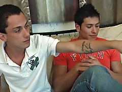 They carry turns eating and licking each other's tight ass, driving each other totally insane with a craving to be fucked amateur gay videos at a