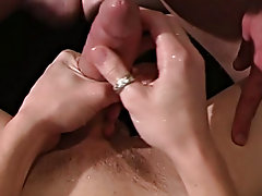 Brendan and Trae plow each other's mouths with loads of cock gay men having hardcore sex