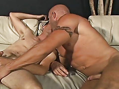 The men discover together, pouring their heighten tap onto Josh's abs gay anal sex movie clips