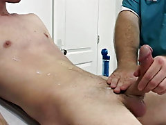 I had him turn over and I removed my gloves, lubed up my hand and stroked him and teased his cock how do men masturbating