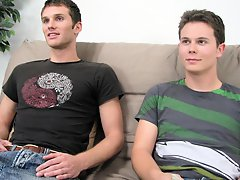 Shane enters the room and Dylan explains to him what he wants to do gay blowjob mpeg