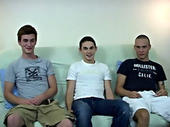 Drew went first in sucking on Tyler'�s dick, and Cory jerked substandard watching and rubbed Tyler's chest waiting gay group sex partys