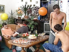 Watch these two hot couples learn about it on yahoo group gay sex