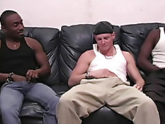 The boys were cruising for some white ass when we ran into Scott interracial gay couples an