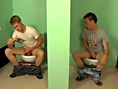 Braden notices a mistake in the wall, so naturally lets Nevin suck his dick gay twinks movie galleries