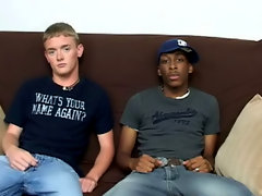 Broke Straight Boys interracial gay porn rough