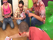 Gay outdoor group sex and male masturbation newsgroups at Crazy Party Boys