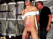 Young men muscled bondage naked and massive twink facial...