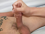 Ultimate twink masturbation and gay male mutual cum masturbation