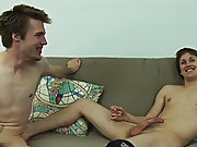 Sleep hunk blowjob and sugar dudes boys teen...