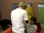 The two boys have a sexy good time in this bareback video chubby gay twinks