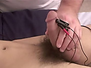 After awhile I let him jerk his own cock as I played with the juice and watched him smile and writhe with pleasure masturbation techniques fo