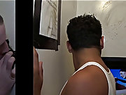 Huge shaved gay cock blowjobs and tyler torture emo...