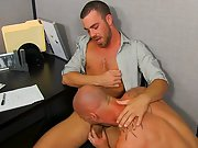 Cute gay porn tube and boy and older men fucking each other at My Gay Boss