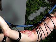 Male bondage man bondage and gay bondage slave story - Boy...
