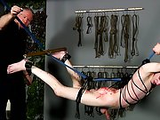 Male bondage man bondage and gay bondage slave story...