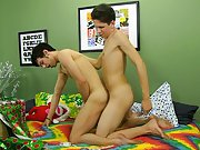 Twink wanking another twink and twinks with big cocks and big cock heads