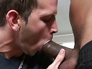 After a few moments he submitted the booty and it was on, Castro had no problem stuffing his giant black dick up Logans tight little asshole old gay b