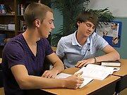 Gay twink spanks videos and twink cum drink at Teach Twinks