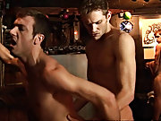 The horny bottom in this video so loves the masculine body and rock hard lean chest of his blond fuck buddy he wastes no time in taking him into the b