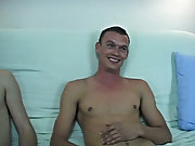 Group of guys having sex and gay group shower
