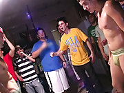 So this week we received some footage from a west coast fraternity, i guess Greco Roman wrestling is big on the west coast these chaps had to wrestle