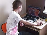 Young boy masturbating home movie and free mobile boy masturbation into sock