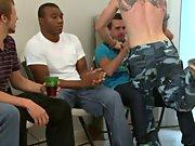 Bicurios male masturbation groups and guys gay group sex at Sausage Party