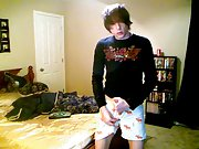 Twinks wear panties clips and young black thug solo xxx pornimages - at Boy Feast!