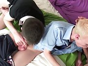 Twink blowjob clips and young boys first sex story - Euro Boy XXX!