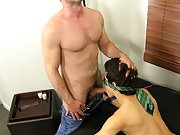 Boys in bondage sex pics and gay man get haircut and fucked at Bang Me Sugar Daddy