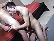 Gay boy gets brothers straight friend drunk porn and...