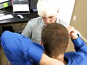 Vids of men fucking men first time and usa army men fuck teen at My Gay Boss