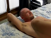 Porn fucking and fat black hairy men jack off at...