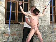 Gay male bondage bdsm and sex bondage male - Boy Napped!