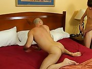 Gay anal ass licking and monster gay anal sex at...