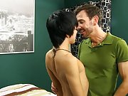 Pics of gay men french kissing on porn sites and...