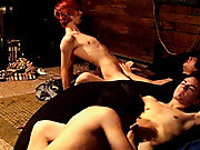 Young boys monster dicks pics and red pubic hair...