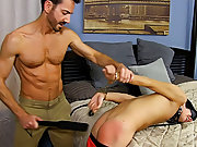 Muscular nude male to male art and photography and amish men masturbating with cum scene at Bang Me Sugar Daddy