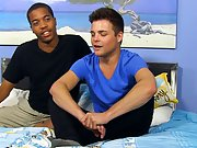 Free gay twinks movies and first time gay anal sex - at Real Gay Couples!