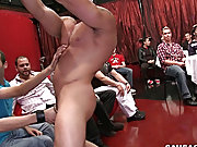 Latin boys straight sex and naked twinks dance at...