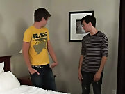 Cumshot in asshole gay pic and young twink seduction cumshot