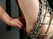 Extreme gay bondage torture and german extreme bondage porn - Boy Napped!